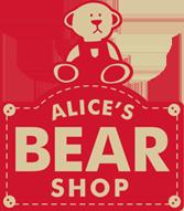 Alice's Bear Shop