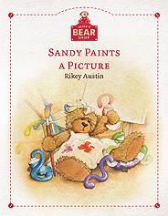 Sandy Paints a Picture